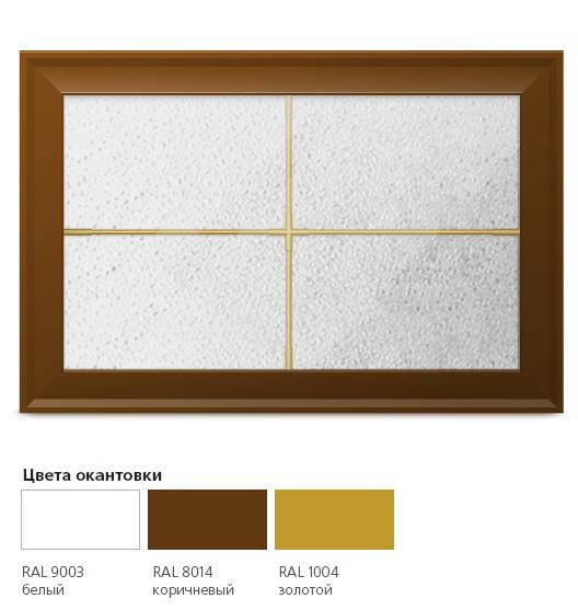 Виды декоративных элементов в окнах